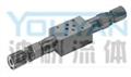 MBV-02-B-1-10 MBV-02-W-3-10 油研叠加式溢流阀 YOUYAN叠加式溢流阀