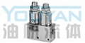 SXYF-L10 SXYF-L15 油研御荷溢流阀组 YOUYAN御荷溢流阀组