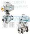 GUD-80 GUD-100 GUD-125 GUD-150 油研电动真空(压力)球阀 YOUYAN电动真空(压力)球阀