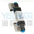 4V320-08 YOUYAN油研电磁阀