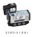 Q24DH-6 Q24DH-8 油研换向阀 YOUYAN油研