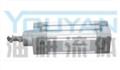 FNC40-100 FNC40-125 FNC40-150 油研标准气缸 YOUYAN标准气缸