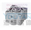 SDAD20-30 SDAD20-35 SDAD20-40 油研薄型气缸 YOUYAN薄型气缸