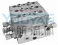 SMX-3(04T+16T+16T)-YQ油研油气分配混合器 YOUYAN油气分配混合器