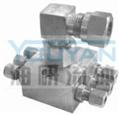 FLK2~8 油研油气分流器 YOUYAN油气分流器