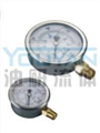 AT-63-70K AT-63-100K  油研耐震压力表 YOUYAN耐震压力表