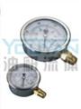 AT-100-70K AT-100-100K  油研耐震压力表 YOUYAN耐震压力表