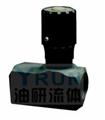 YRUN节流阀 YRUN油研