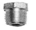适配器,1/8inch - 1/8inch黄铜  Adapter, 1/8inch - 1/8inch Brass