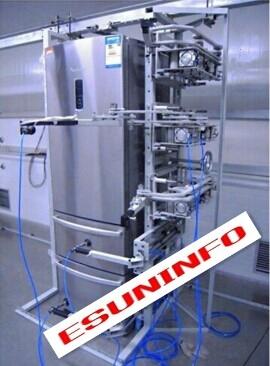 es-a2980电冰箱门开关寿命试验机