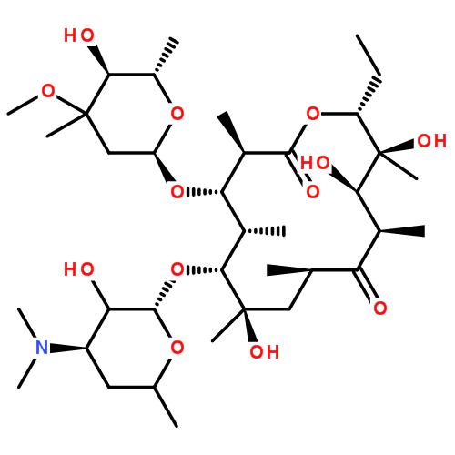 114-07-8,红霉素