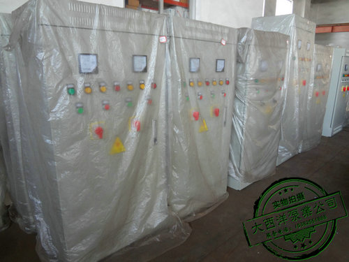 水泵智能巡检控制柜