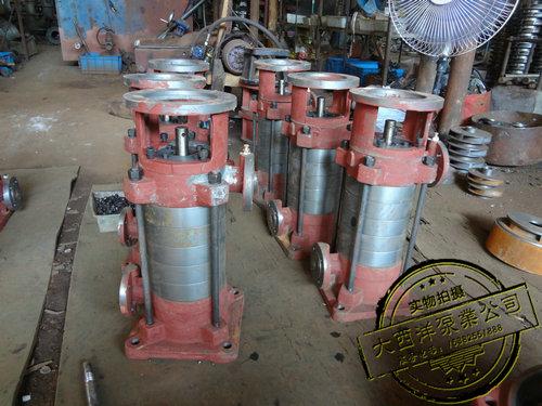 LG立式多级泵
