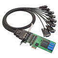 moxa8串口RS-232/422/485卡