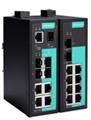 MOXA EDS-210A-1GTX-1GSFP-4SFP总代理 EDS-210A报价渠道价格13067868525