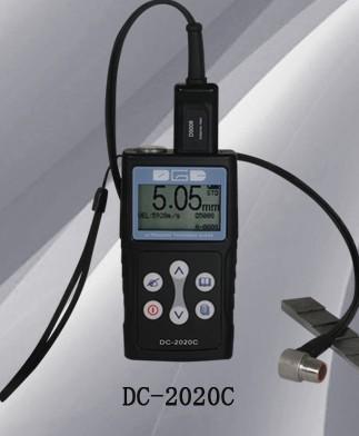 超声波测厚仪dc-2000c超声波测厚仪